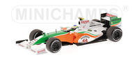 "Force India VJM02 ""Showcar"" nº 91 Giancarlo Fisiquella (2009) Minichamps 1/43"