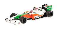 "Force India VJM03 ""Show Car"" Vitantonio Liuzzi (2010) Minichamps 1/43"