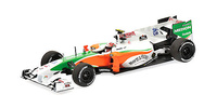 Force India VJM03 nº 15 Vitantonio Liuzzi (2010) Minichamps 1/43