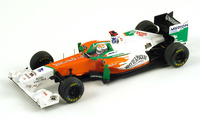 "Force India VJM04 ""GP. Mónaco"" nº 14 Adrian Sutil (2011) Spark 1/43"