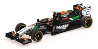 Force India VJM07 nº 11 Sergio Pérez (2014) Minichamps 1:43