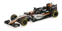 Force India VJM08 nº 27 Nico Hulkenberg (2015) Minichamps 1:43