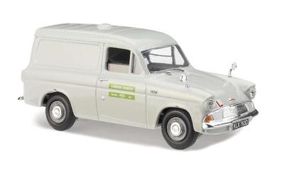 "Ford Anglia ""London Country"" (1961) Corgi 1/43"