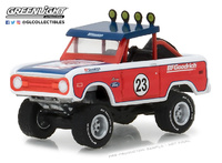 Ford Baja Bronco BFGoodrich (1966) Greenlight 1/64