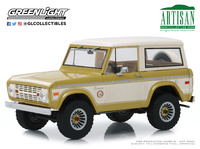 "Ford Bronco Colorado ""Gold Rush"" (1976) Greenlight 1/18"