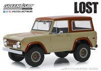 "Ford Bronco ""Perdidos"" (1970) Greenlight 1/18"
