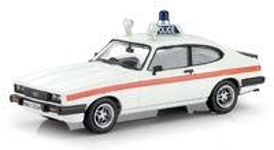 "Ford Capri Serie III 3.0S ""Sussex Police"" (1985) Corgi 1/43"