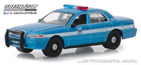 Ford Crown Victoria Interceptor - Policía de Seattle (Washington) (2010)  Greenlight 1/64