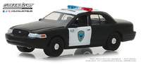 Ford Crown Victoria Policía de Okland -California (2008) Greenlight 1/64