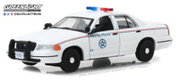 Ford Crown Victoria Policia Postal de EEUU (USPS) (2010) Greenlight 1/43
