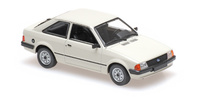 Ford Escort (1981) Maxichamps 1/43