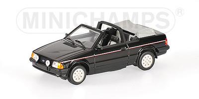 Ford Escort Serie III Cabrio (1989) Minichamps 1/43