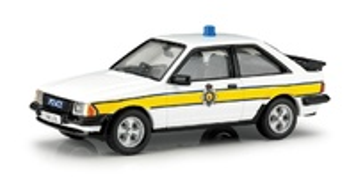"Ford Escort XR3i Serie III ""Policia de Cambridge"" Corgi 1/43"