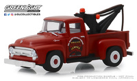 Ford F-100 Grúa (1956) Greenlight 1/64