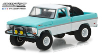 Ford F-100 Pick-Up (1969) Greenlight 1/64