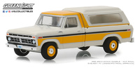 Ford F-100 con Camper Shell (1977) Greenlight 1/64
