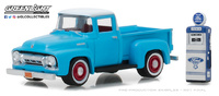 Ford F-100 con Surtidor Gasolina (1954) Greenlight 1/64
