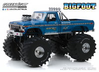 "Ford F-250 - 66"" pulgadas - Monster Truck Bigfoot nº 1 (1974) Greenlight 1/18"