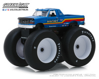 Ford F-250 Monster Bigfoot nº 7 (1996) Greenlight 1/64