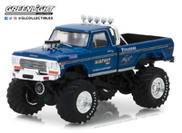 Ford F-250 Monster Truck (1979) Greenlight 1/64