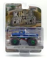 "Ford F-250 Monster Truck  ""Above N Beyond"" (1978) Green Machine 1/64"