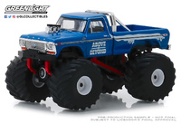 "Ford F-250 Monster Truck  ""Above N Beyond"" (1978) Greenlight 1/64"