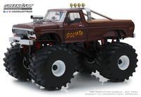 "Ford F-250 Monster Truck ""Goliath"" (1979) GreenLight 1/18"