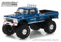 "Ford F-250 ""The original monster truck"" (1979) Greenlight 1/43"