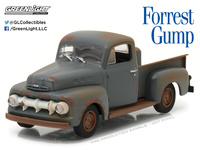 "Ford F1 ""Forrest Gump"" (1951) Greenlight 1/43"