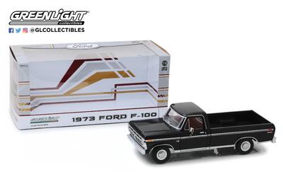 Ford F100 (1973) Greenlight 1/18