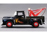 "Ford F100 Grua ""Stacey Davids"" (1956) Greenlight 1/64"