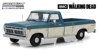"Ford F100 ""The Walking Dead"" (1973) Greenlight 1/18"