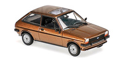 Ford Fiesta (1976) Maxichamps 1/43