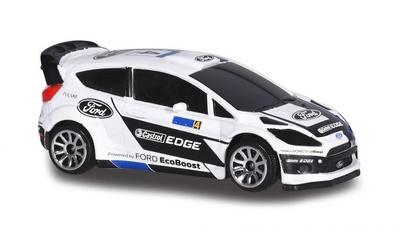 Ford Fiesta WRC nº 4 (2015) Majorette 1/58