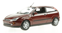 Ford Focus 3p Serie I (2002) Minichamps 1/43