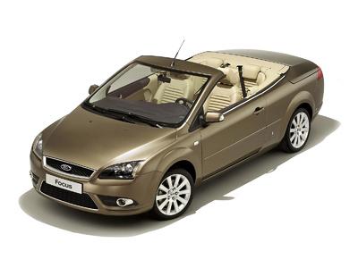 Ford Focus Coupe-Cabrio (2006) Minichamps 1:43