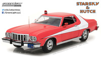 "Ford Gran Torino ""Starsky & Hutch"" (1976) Greenlight 1/24"