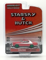"Ford Gran Torino ""Starsky and Hutch"" (1976) Green Machine 1/64"