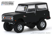 "Ford Icon Bronco ""Houston 2019"" (1968) Greenlight 1/64"