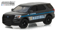 Ford Interceptor Utility - Tombstone Arizona Marshal (2016) Greenlight 1/64