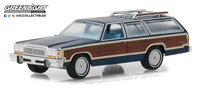 Ford LTD Country Squire (1979) Greenlight 1/64