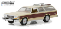 Ford LTD Country Squire (1985) Greenlight 1/64