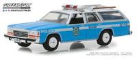 Ford LTD Crown Victoria Wagon - Policia de Nueva York (1988) Greenlight 1/64