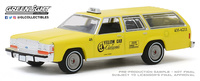 Ford LTD Crown Victoria Wagon Taxi de Coronado California (1988) Greenlight 1/64