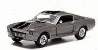 "Ford Mustang ""Eleanor"" Gone in Sixty Seconds (1967) Greenlight 1/64"