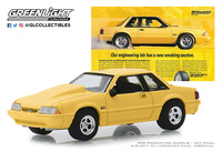 "Ford Mustang 5.0 ""BF Goodrich"" (1988) Greenlight 1/64"