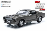 "Ford Mustang 60 segundos ""Eleanor"" (1967) Greenlight 1/24"