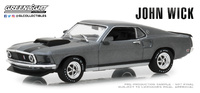 "Ford Mustang Boss 429 ""John Wick"" (1969) Greenlight 1/43"