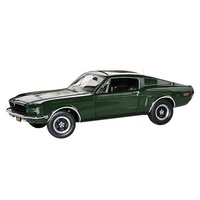 "Ford Mustang ""Bullit"" (1968) GreenLight 1/18"