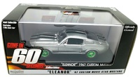 "Ford Mustang ""Eleanor"" (1967) Greenlight 1/43"